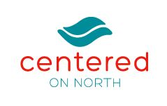 centered on north logo